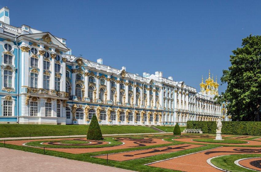 Лионский зал Екатерининского дворца открылся после реконструкции