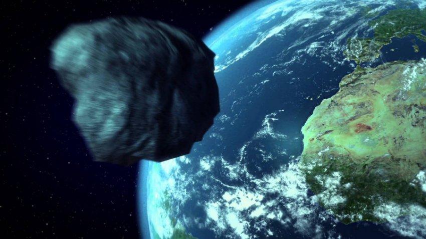 Ученые обнаружили астероид размером с футбольное поле, летящий в сторону Земли