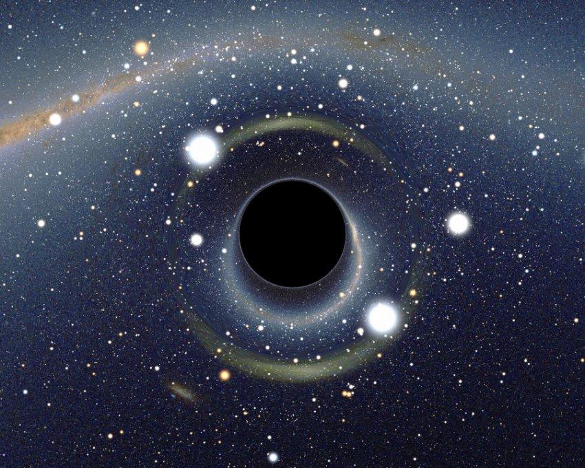 Стивен Хокинг был прав: черные дыры могут испаряться