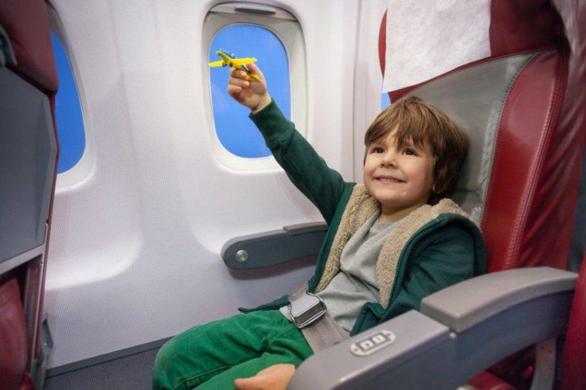 В России изменились правила выезда детей за границу