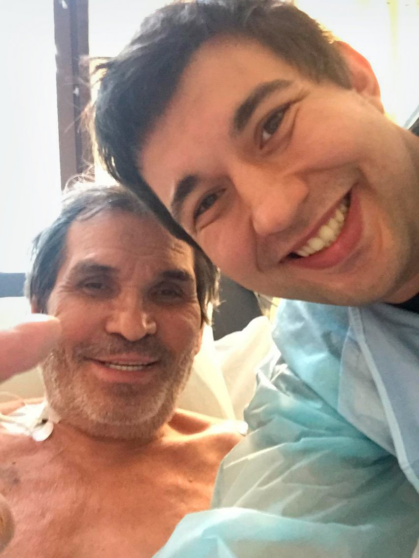 Сын Бари Алибасова сообщил, что отец не помнит, какой сейчас год