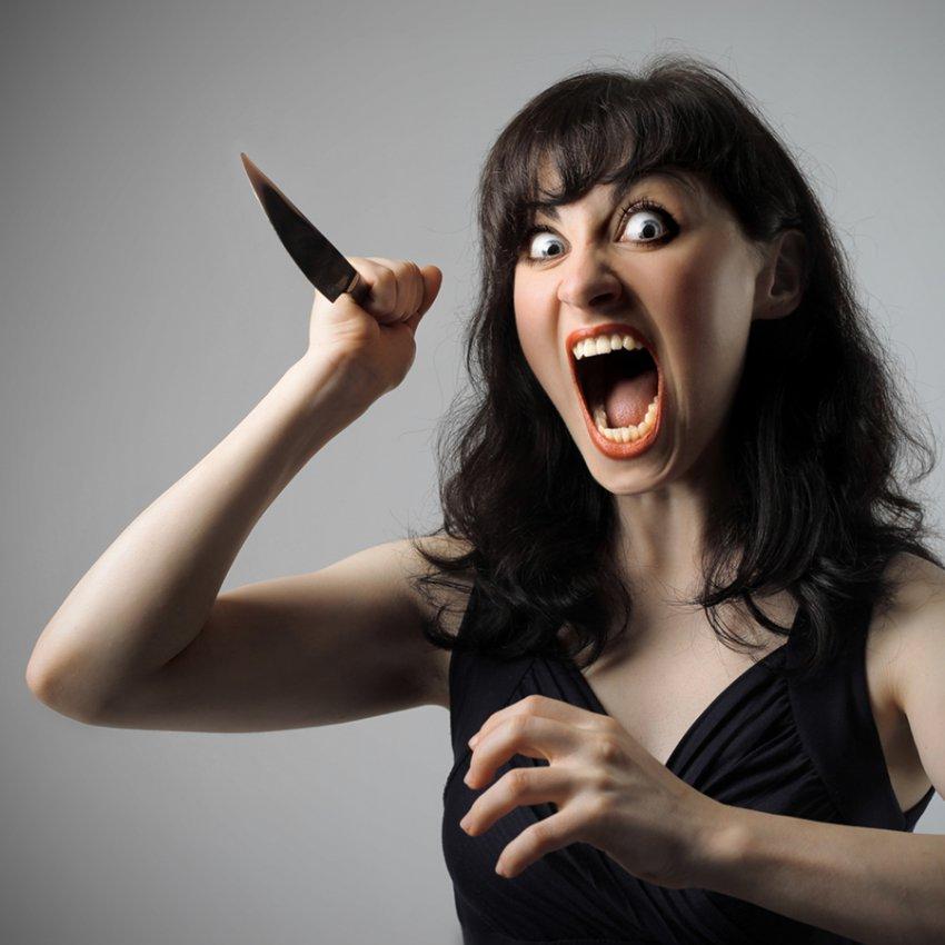 Самые агрессивные женщины по знаку Зодиака