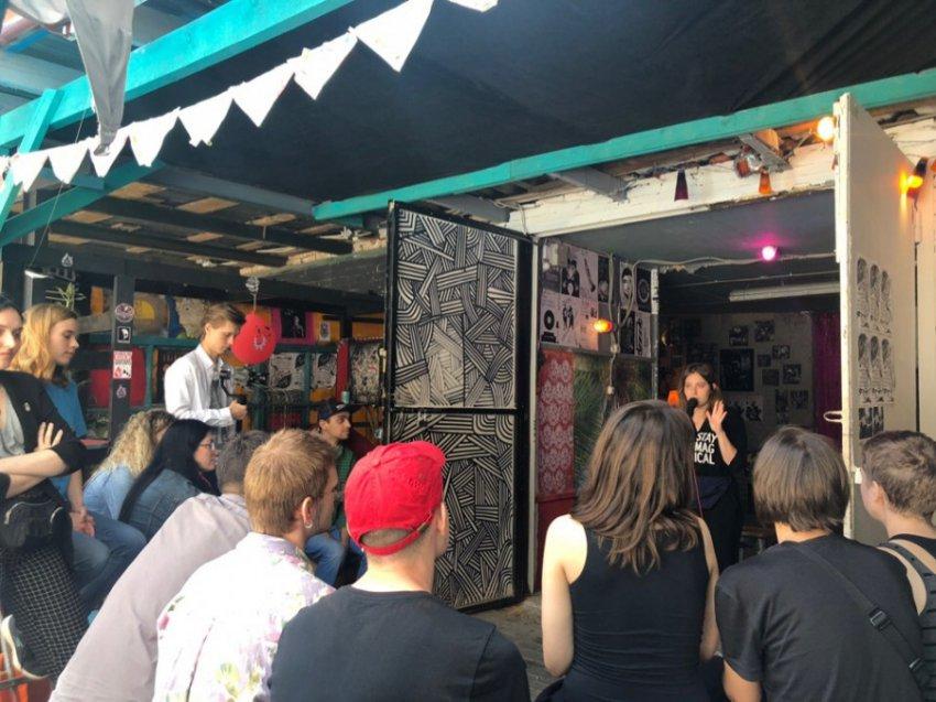 Феминизм, кастинг в «Модный приговор» и первая любовь: Израильский центр провёл Spoken Word Israel