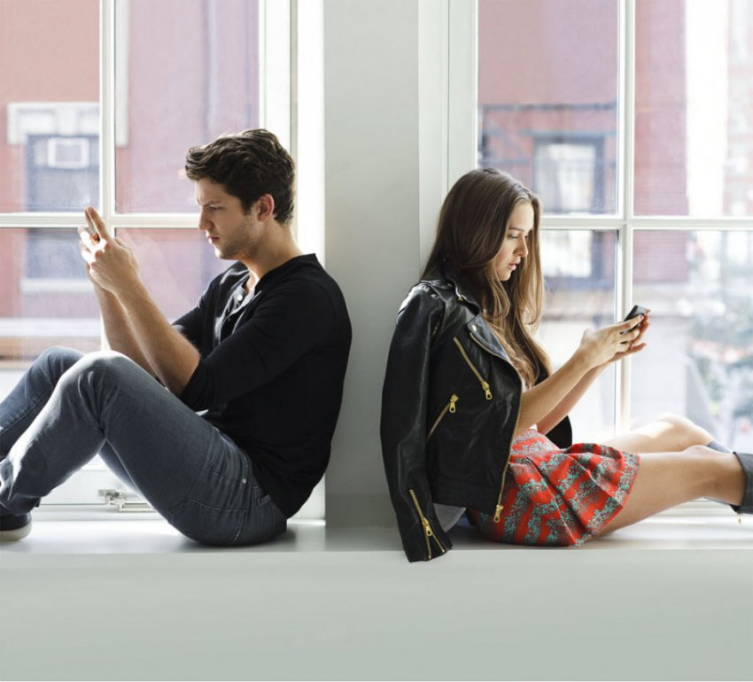 Социальные сети разрушают отношения