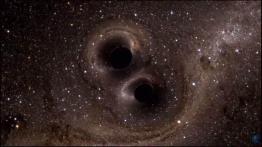 Черные дыры могут кормить инопланетную жизнь радиационными вспышками
