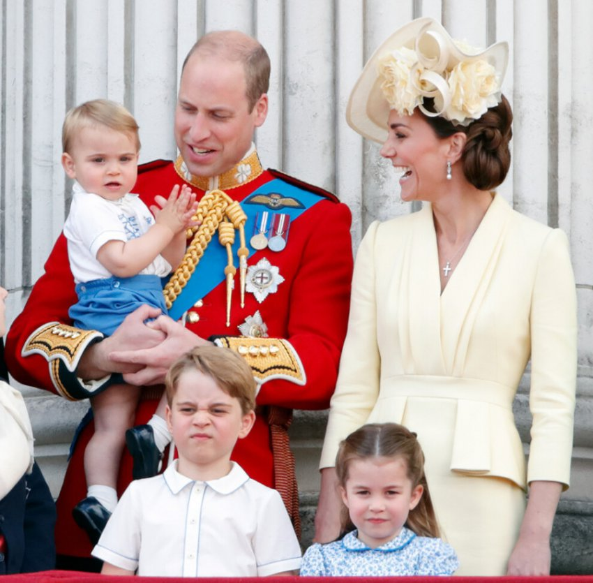 Подруга Кейт Миддлтон сообщила о четвертой беременности герцогини