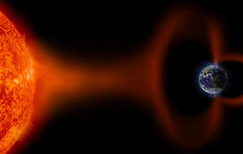 NASA предсказало геомагнитную бурю, способную погрузить Землю во тьму