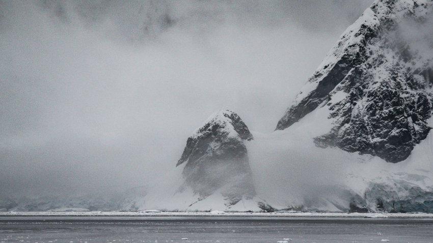 В арктических ледниках находится полтора миллиона тонн ртути