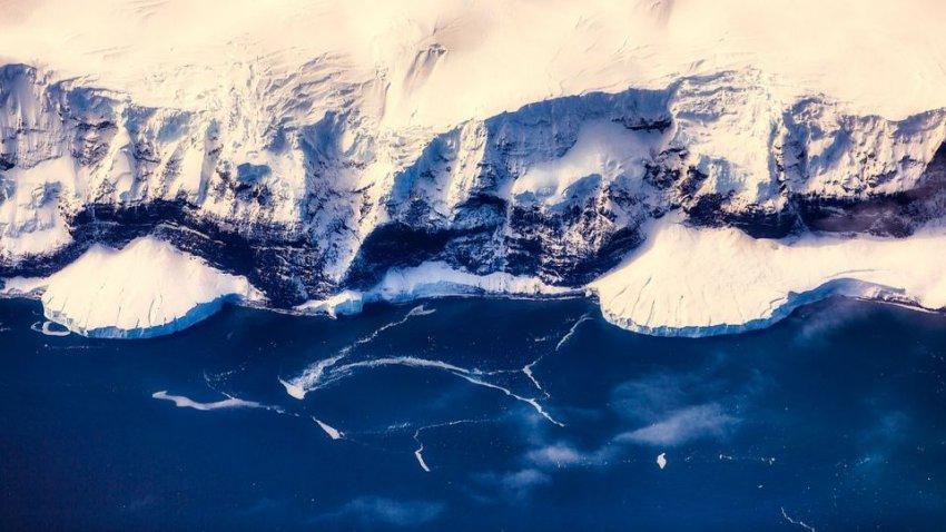 Антарктида будет заселена роботами: по мнению ученых, это спасет мир от климатической катастрофы