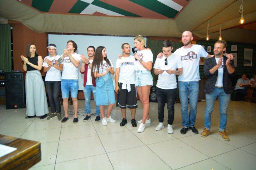 Стендап-клуб из Кисловодска дал второе выступление