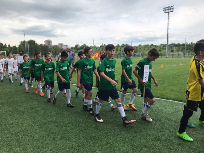 В Кисловодске завершился II этап футбольного турнира «ЛОКОБОЛ»