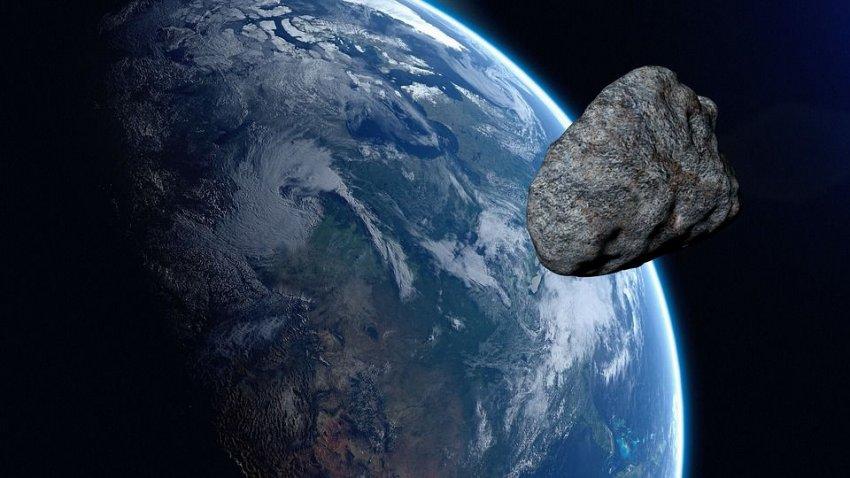 В сентябре к Земле подлетит астероид, который может спровоцировать кислотные дожди