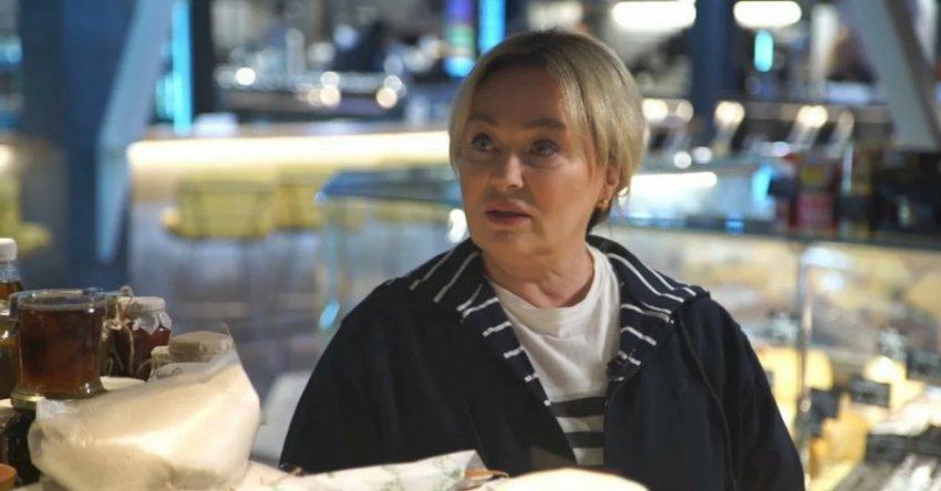 Лариса Гузеева пожаловалась на свою жесткую диету