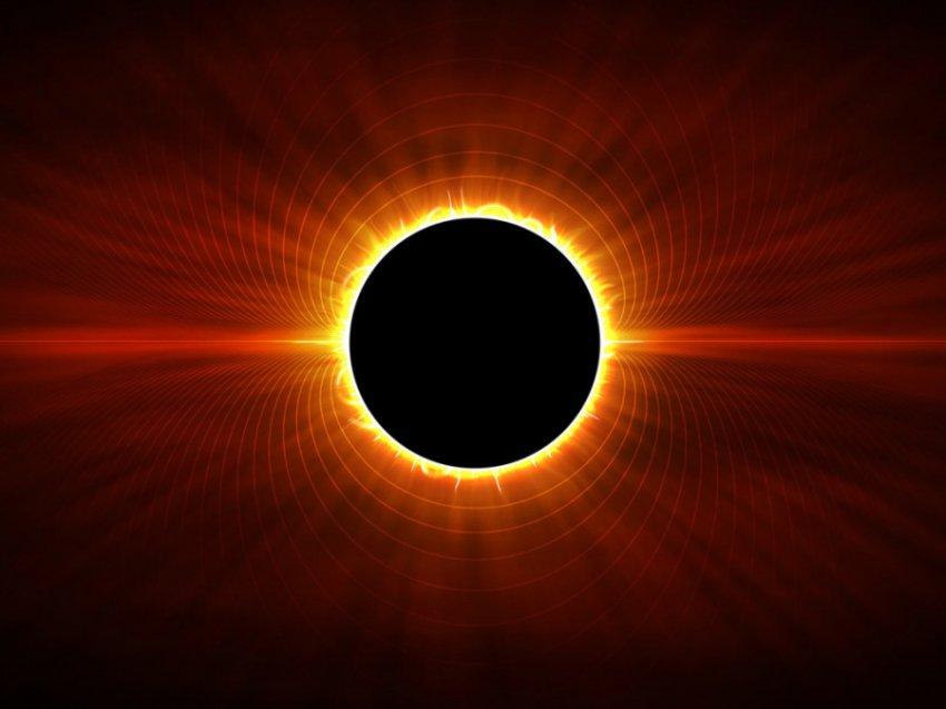 Советы специалистов, как вести себя в период солнечного затмения