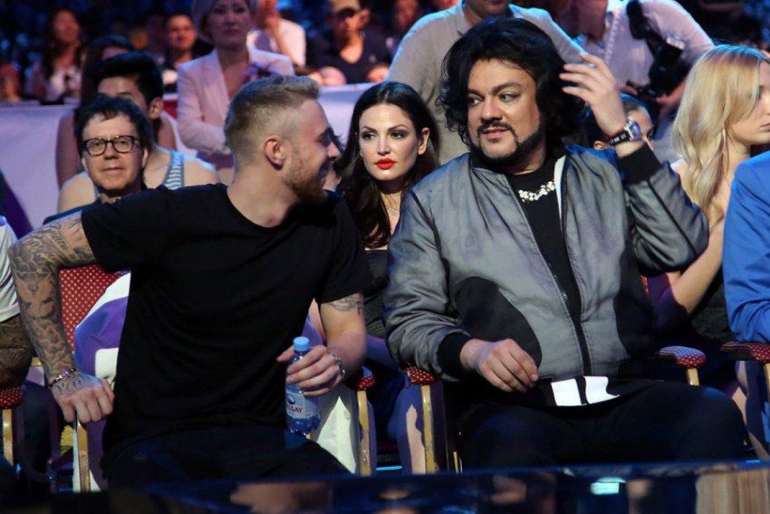 Филипп Киркоров поблагодарил Егора Крида за «эликсир молодости»