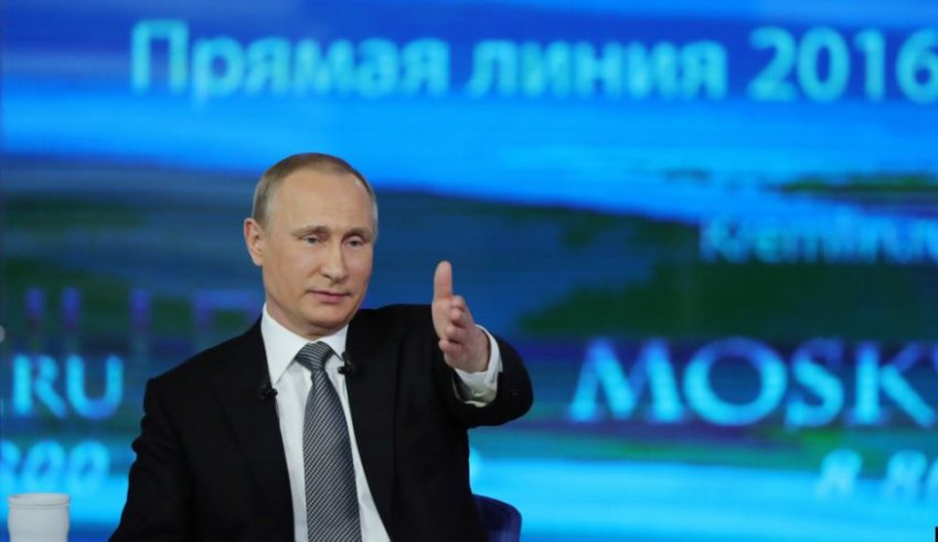 Путин назвал трагедией президентство Зеленского