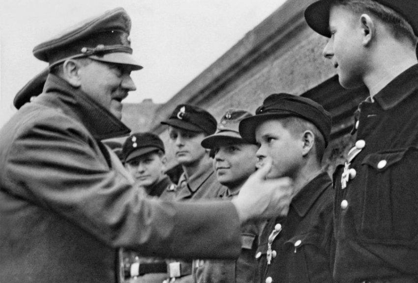 Во время ВОВ нацисты стимулировали своих солдат супернаркотиком