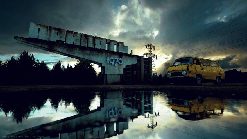 Эксперты озвучили уровень радиации в Чернобыльской зоне