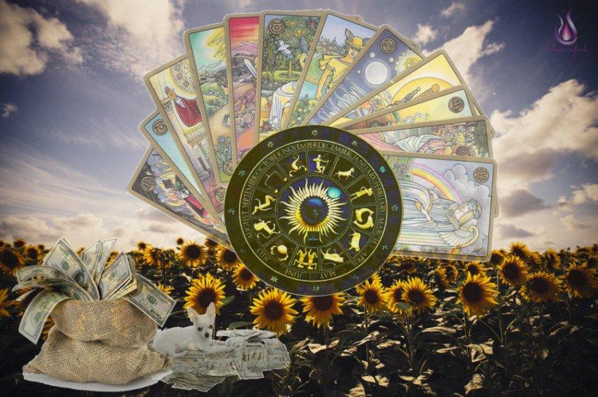 Таро-прогноз на июль для Раков, Скорпионов и Рыб