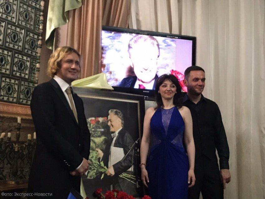 В кисловодском музее «Дача Шаляпина» состоялся вечер памяти поэта Андрея Дементьева
