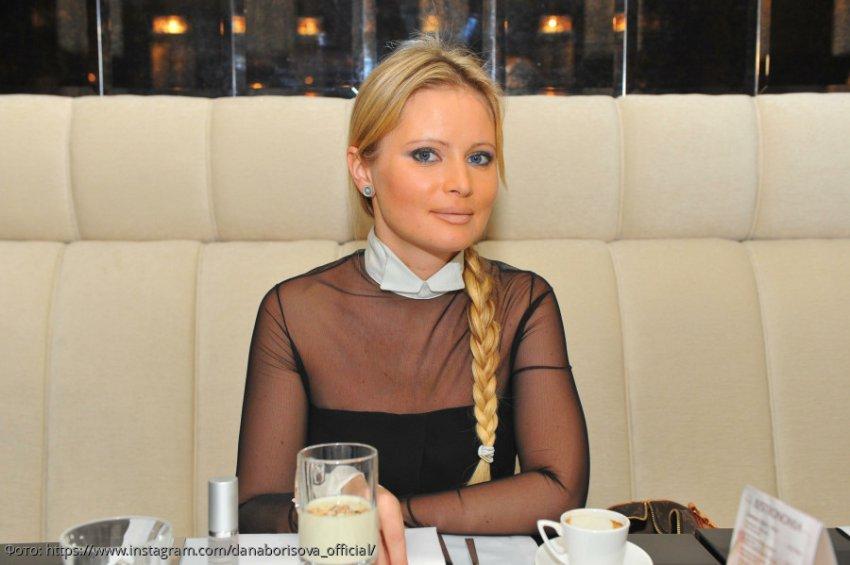 Дана Борисова боится стать жертвой проклятия индейцев