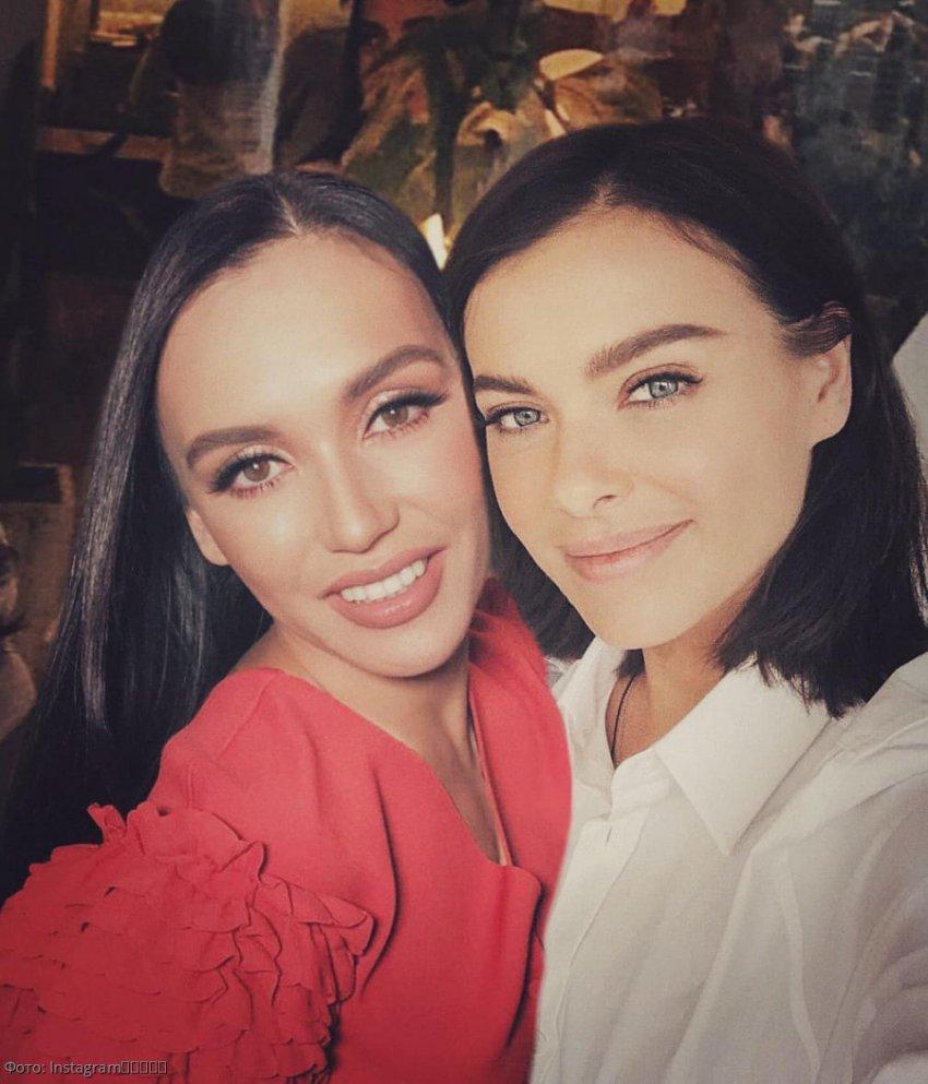 Ольга Серябкина призналась, что ее с Еленой Темниковой связывали отношения близкого характера