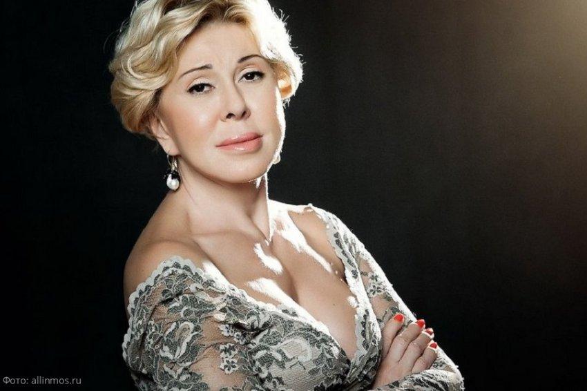 65-летняя Любовь Успенская заявила о желании родить ещё одного ребёнка