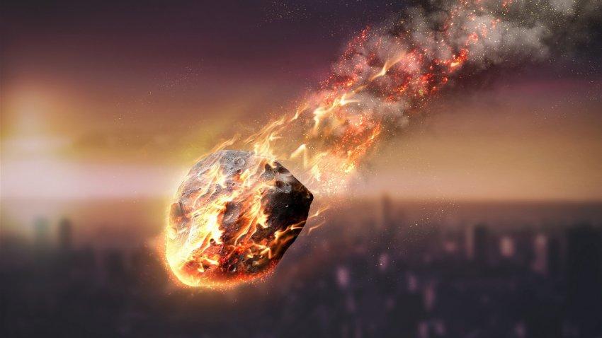 В атмосферу Земли вошел астероид: космическое тело заметили за несколько часов до сближения