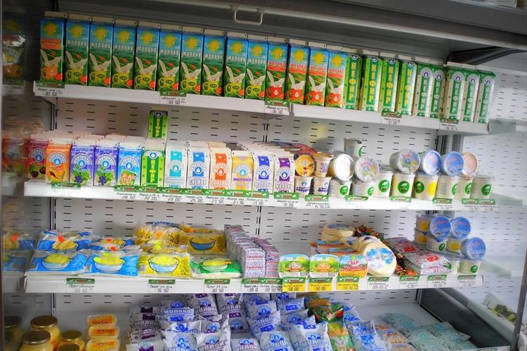Как правильно продавать молоко