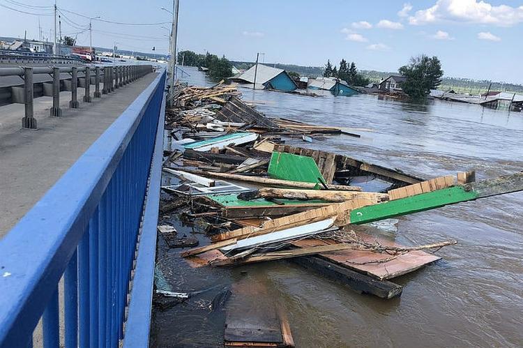 В Иркутской области продолжают гибнуть люди