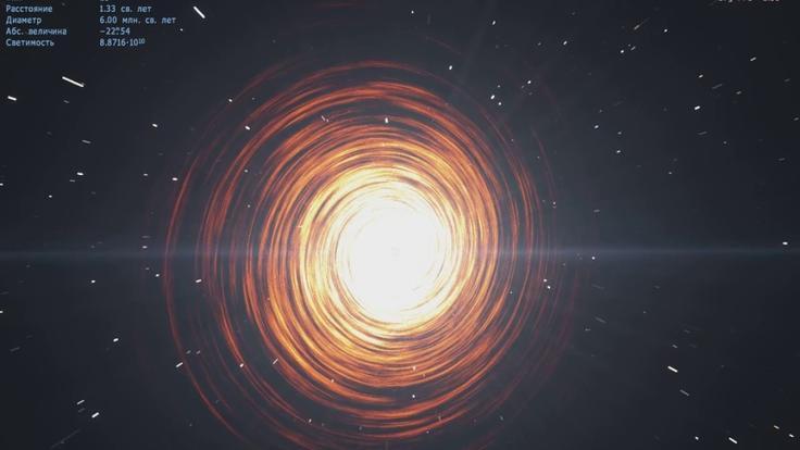 Галактика-хищник - что скрывает самая большая галактика во вселенной?
