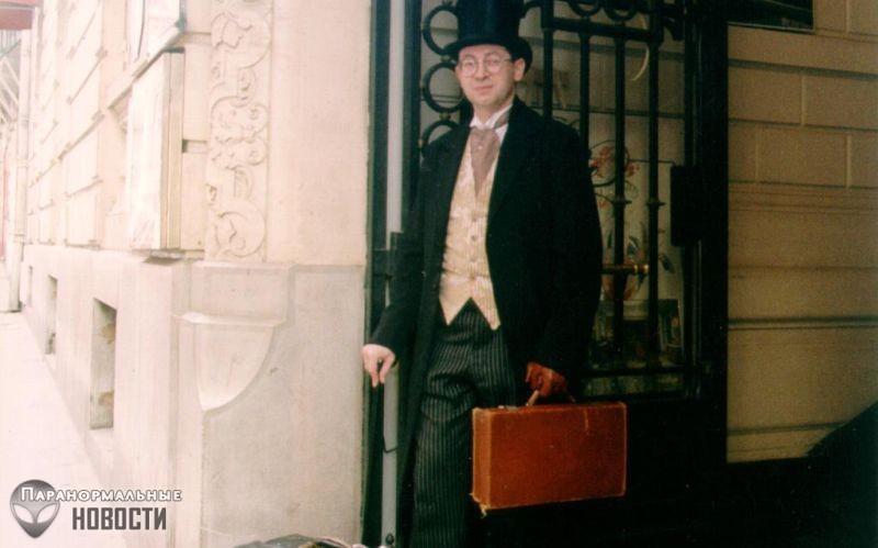Загадочная смерть самого большого фаната Шерлока Холмса - Паранормальные новости
