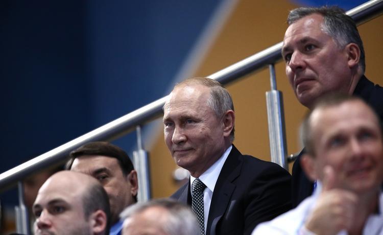 Владимир Путин рассказал итальянской газете о планах после окончания его президентского срока
