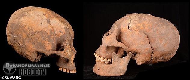 Самые древние в мире вытянутые черепа обнаружили в Китае - Paranormal-news.ru