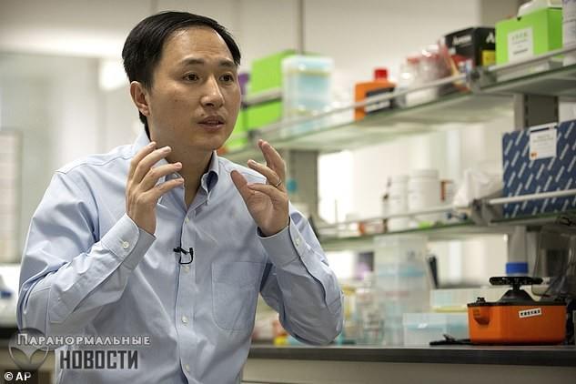 В Китае, возможно, уже родился третий ребенок с отредактированными генами - Paranormal-news.ru