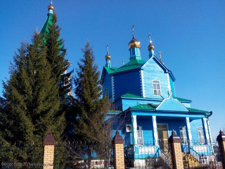 Макс Фадеев выделит средства на восстановление сгоревшей в Курганской области церкви