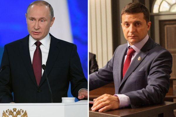 Путин предъявил Зеленскому претензию