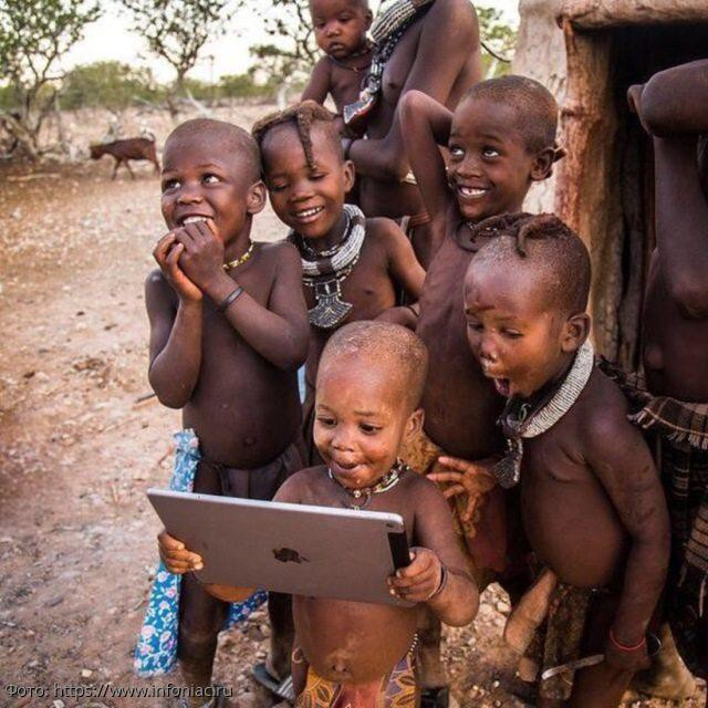 Трогательные фотографии людей, которые делают что-то впервые
