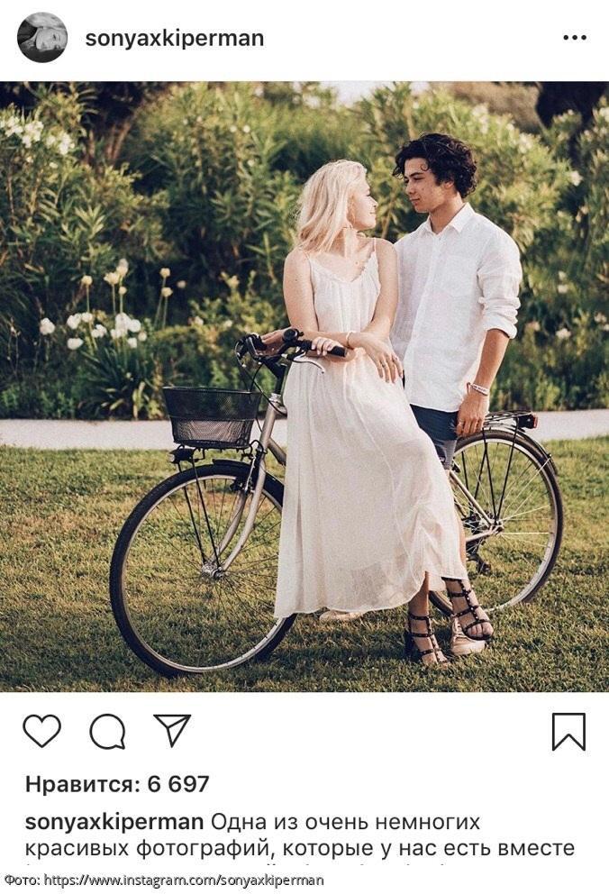 18-летняя дочь Веры Брежневой рассекретила своего молодого человека