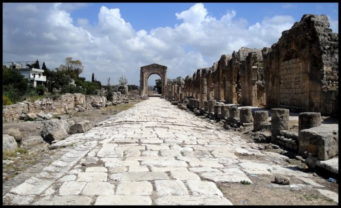 Механизм строительства римских дорог, которые существуют до наших дней