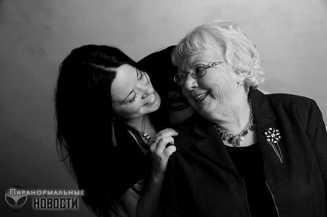 Покойная бабушка навестила внука, рождения которого не дождалась при жизни - Paranormal-news.ru
