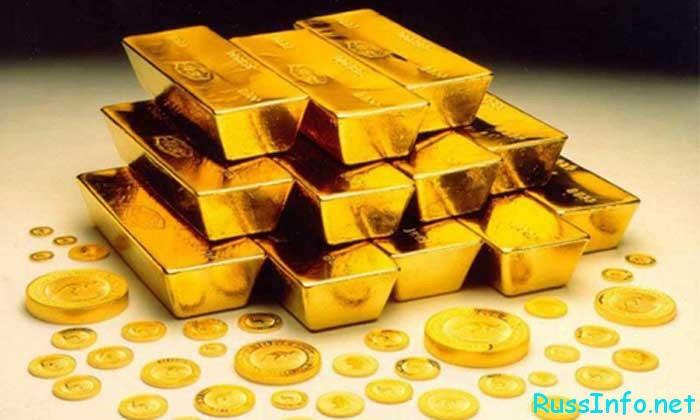 Почему выгодны инвестиции в золото?