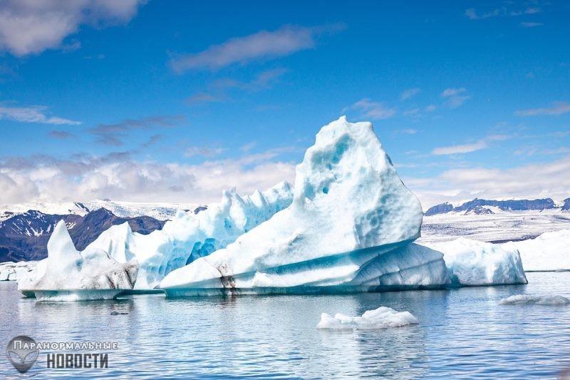 Арабский бизнесмен хочет вывозить из Антарктиды айсберги и добывать из них воду - Paranormal-news.ru