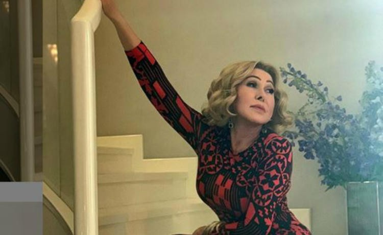 Любовь Успенская призналась, что боится пенсии и готова выступать в инвалидной коляске