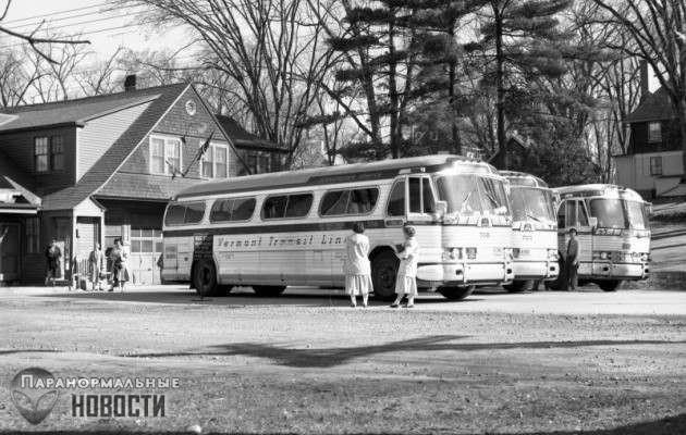 Пропавший из едущего автобуса - Paranormal-news.ru