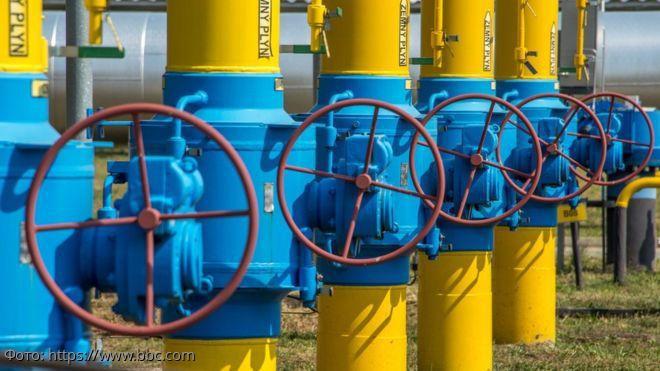 Украина может потерять статус экспортера газа в Европу