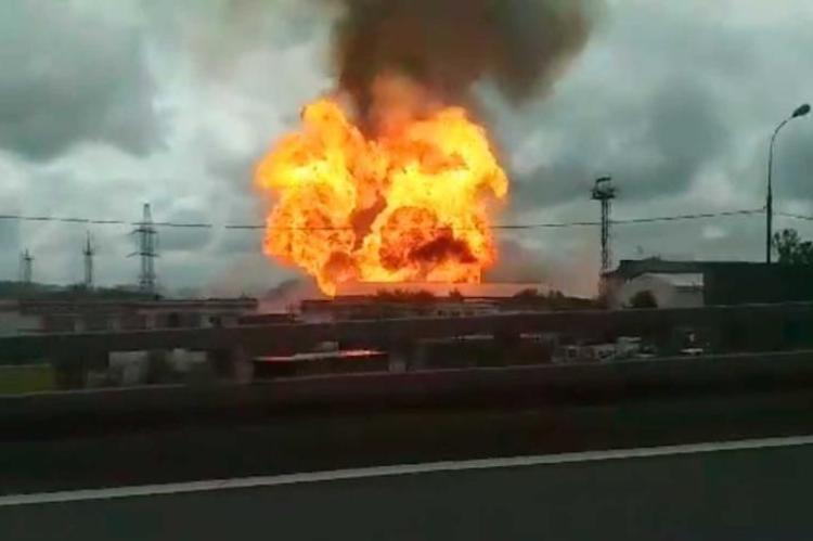 Пожар на ТЭЦ «Северная» едва не лишил жителей Подмосковья электричества