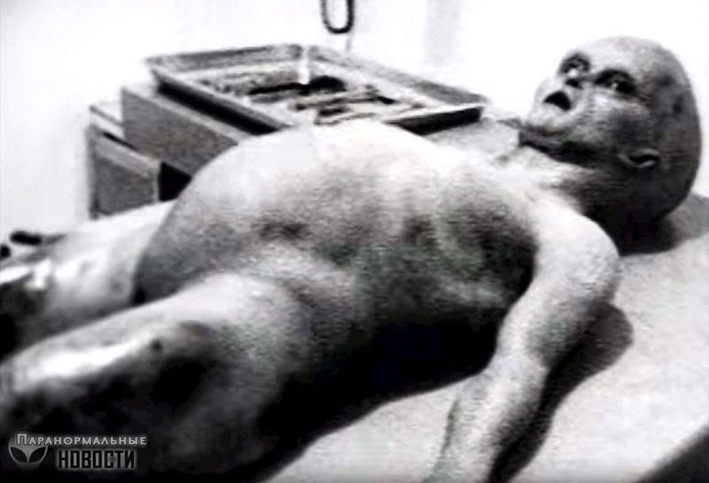 Знаменитое видео о вскрытии пришельца подделка, но основанная на реальном видео - Paranormal-news.ru