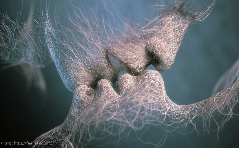 Названы заболевания, которые передаются через поцелуи