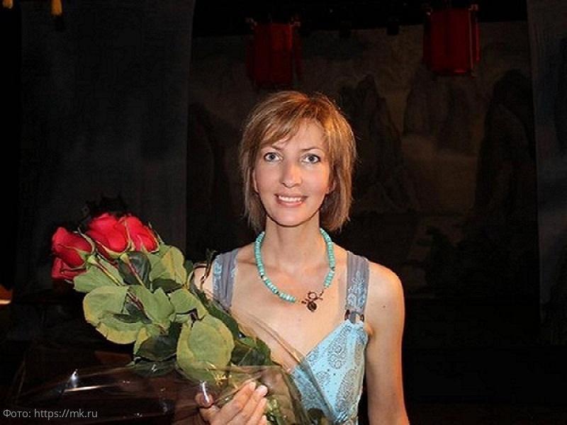 Умерла певица и поэтесса Елена Касьян